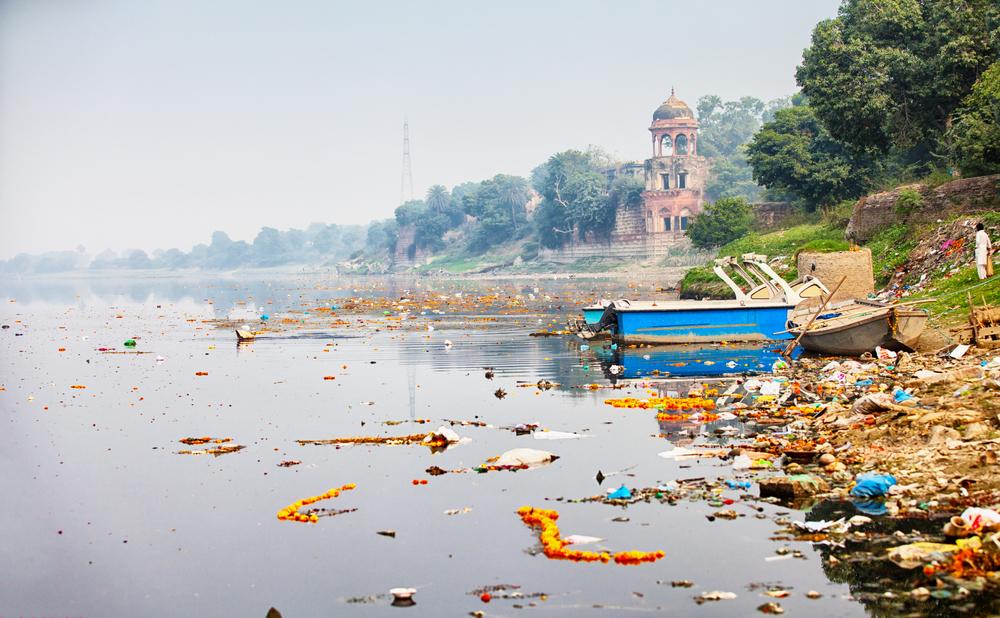 Реки в Индии получили статус человека.Вокруг Света. Украина