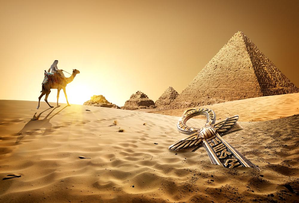 В Египте обнаружены новые пирамиды.Вокруг Света. Украина
