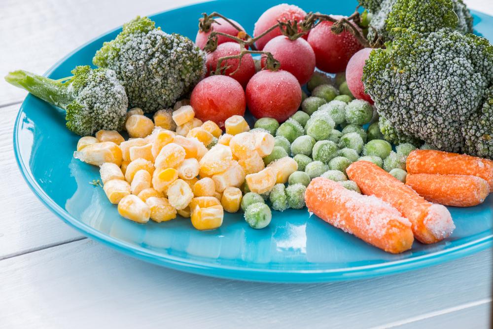 Замороженные фрукты и овощи оказались полезнее свежих.Вокруг Света. Украина