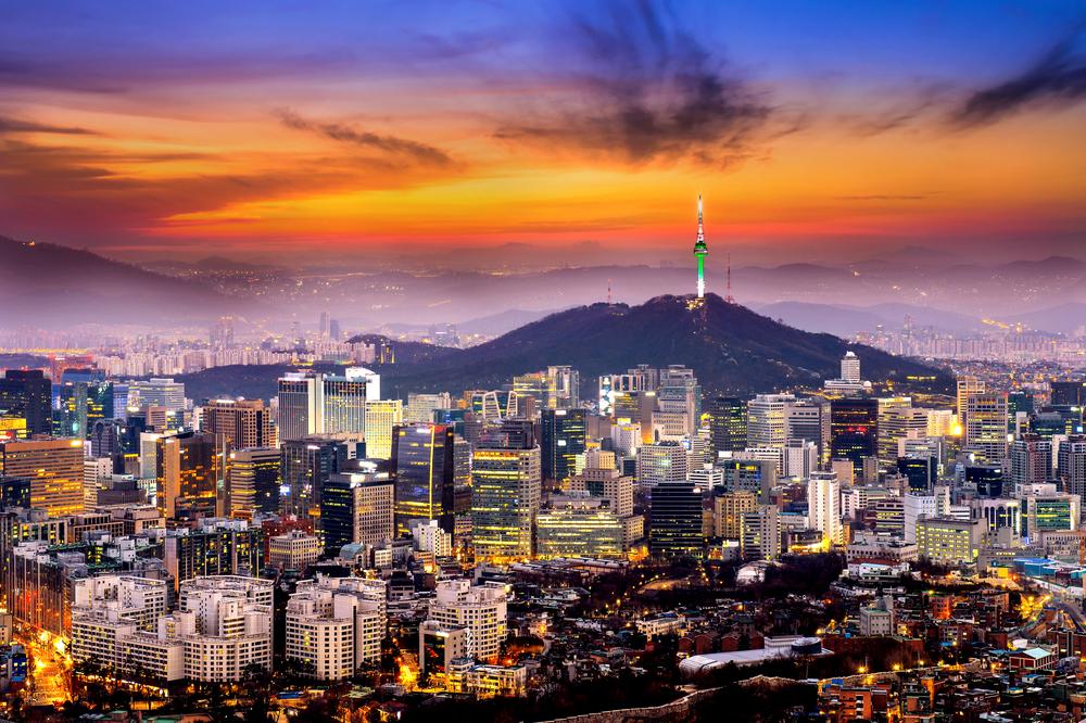 В Южной Корее предлагают посмотреть на мир с одной из высочайших обзорных площадок на планете