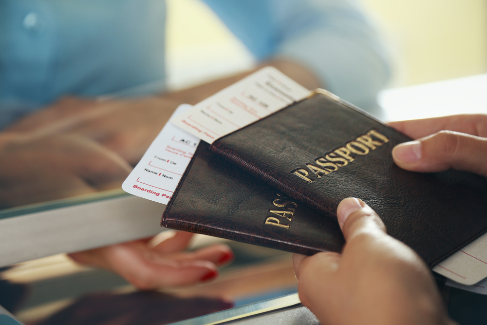 Скажи, какого цвета твой паспорт, и я скажу, кто ты.Вокруг Света. Украина