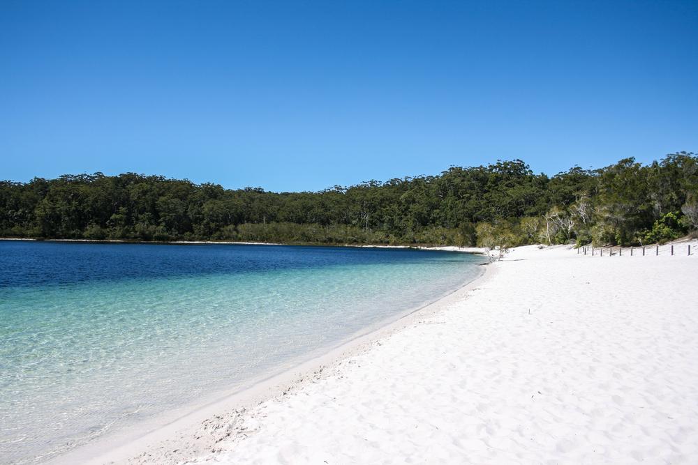 Маккензи - самое чистое и беззащитное озеро в мире