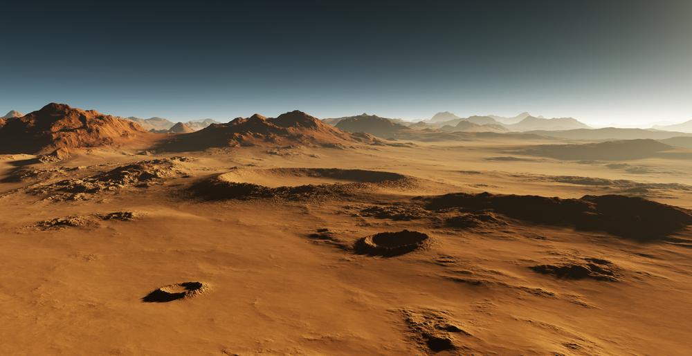 Ученые доказали, что на Марсе можно вырастить картофель.Вокруг Света. Украина