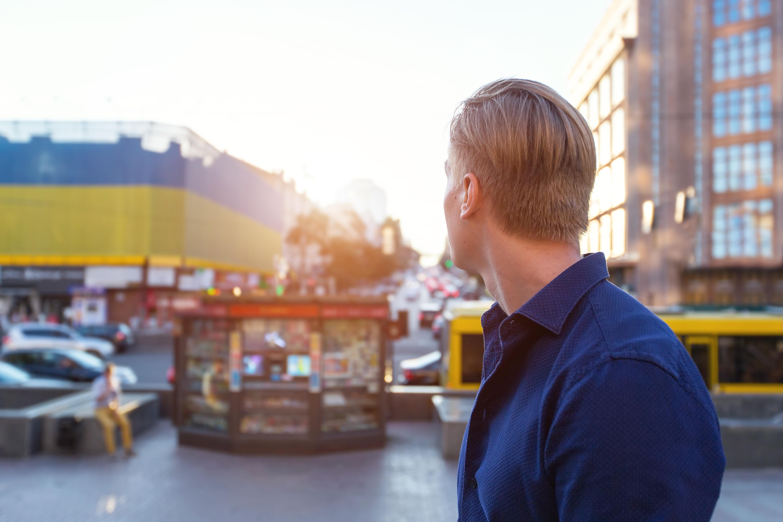 В Киеве запустили сервис, с помощью которого можно перемещаться по городу за €1