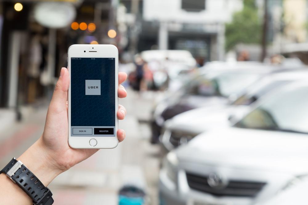 Как использовать Uber за границей