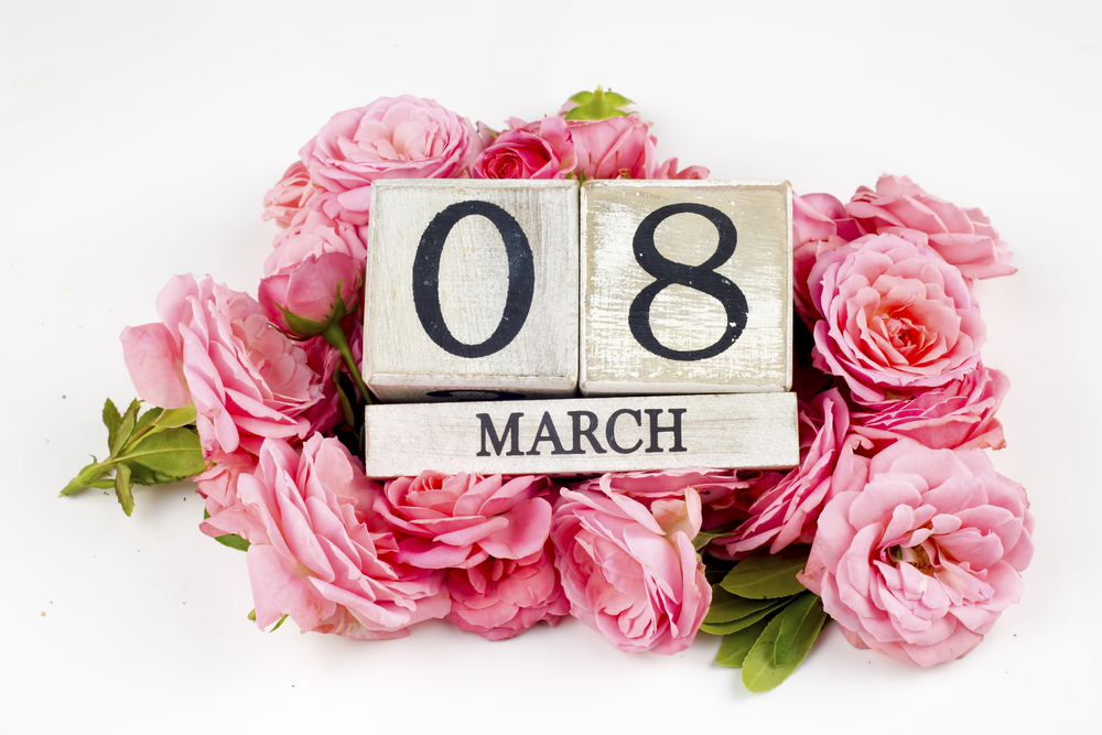 Интересные факты о 8 Марта