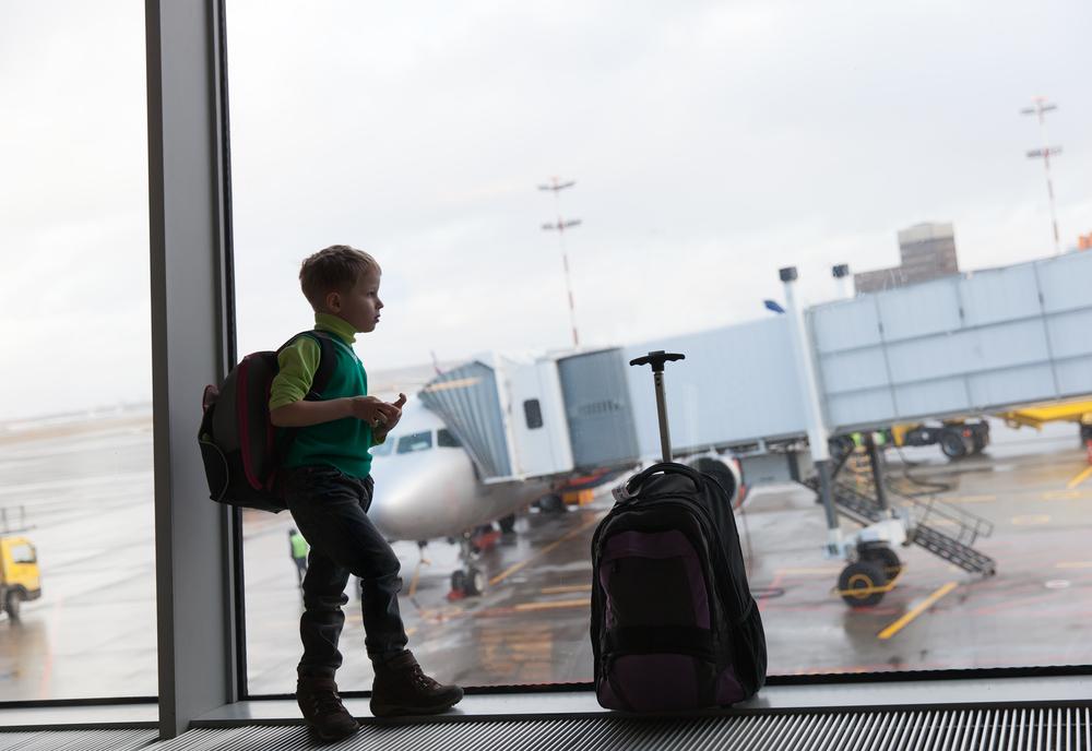 Двухлетний ребенок попал в «черный список» авиакомпании Jetstar