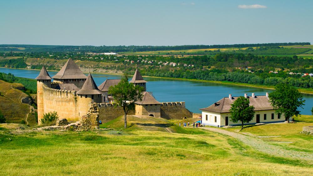 Хотын – крепость, где «слышны» звуки давних сражений