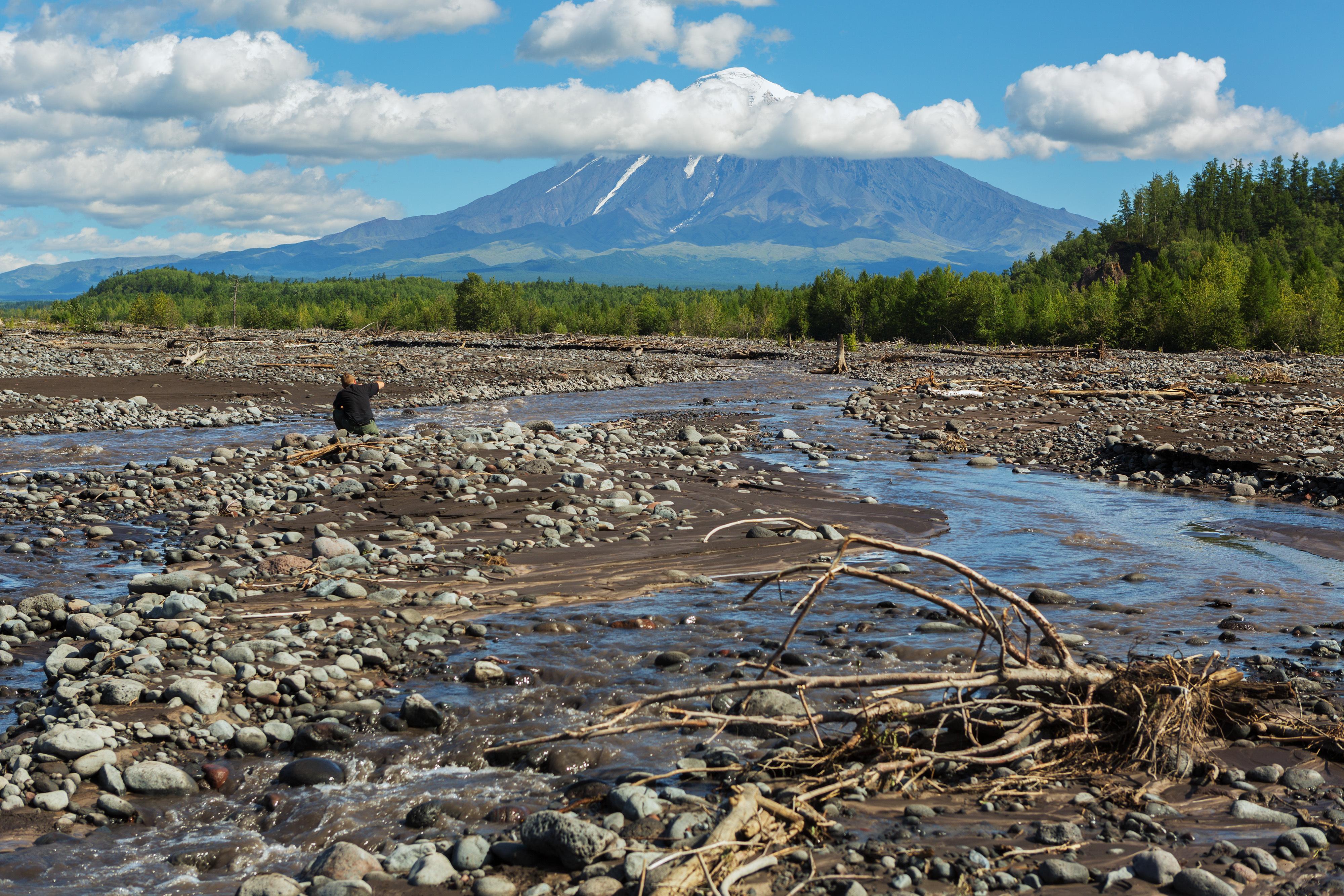 На Камчатке случилось внезапное извержение вулкана