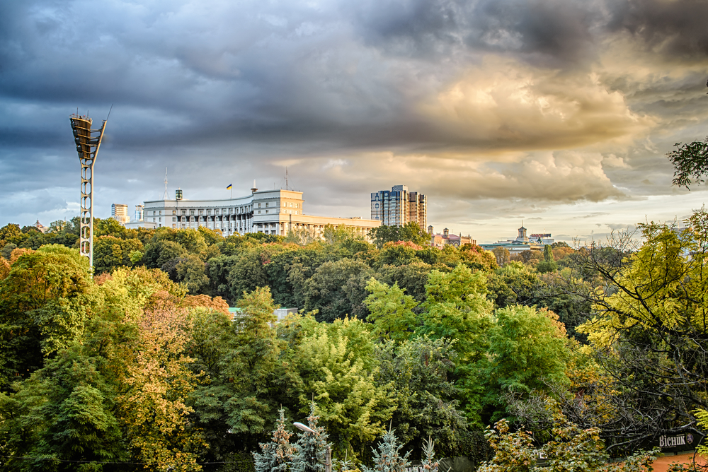 Киевляне смогут узнавать о степени загрязнения воздуха при помощи мобильного приложения
