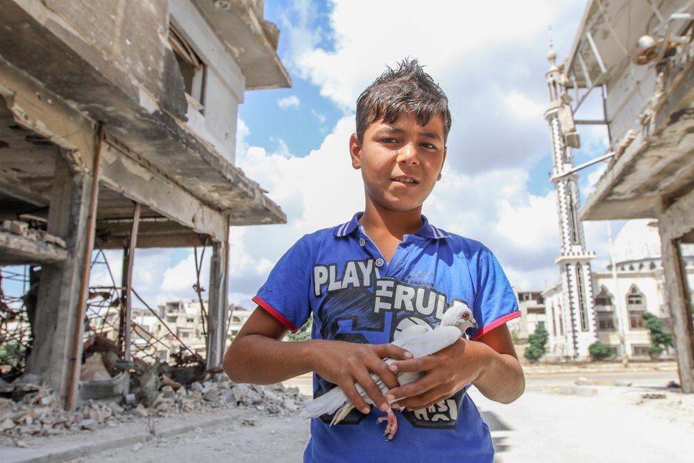 За шесть лет войны в Сирии погибло более 320 тыс. человек