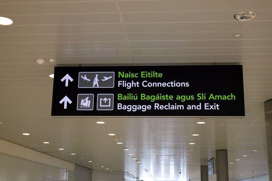 Говорят ли ирландцы на ирландском?