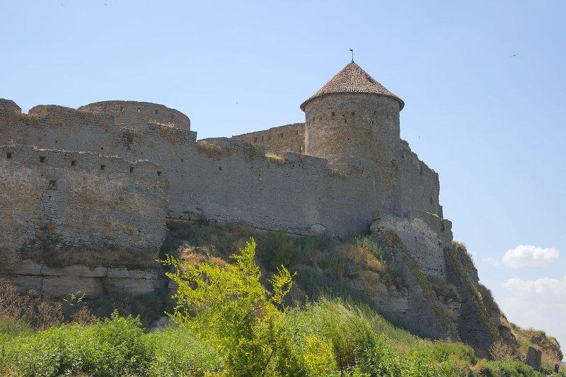 Познавай Украину с Renault Kadjar: Белгород-Днестровская крепость