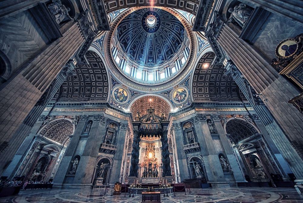 Ватикан собор св. Петра