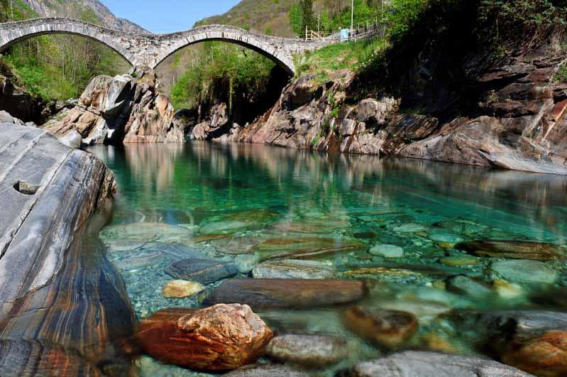 Верзаска – самая чистая река в мире