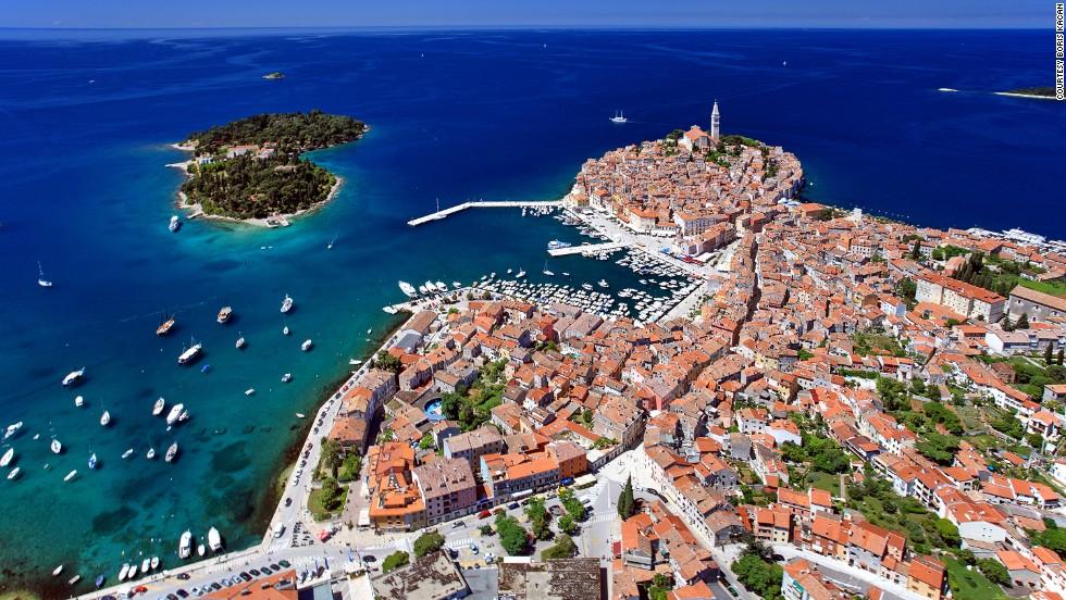 7 прекрасных мест в Хорватии