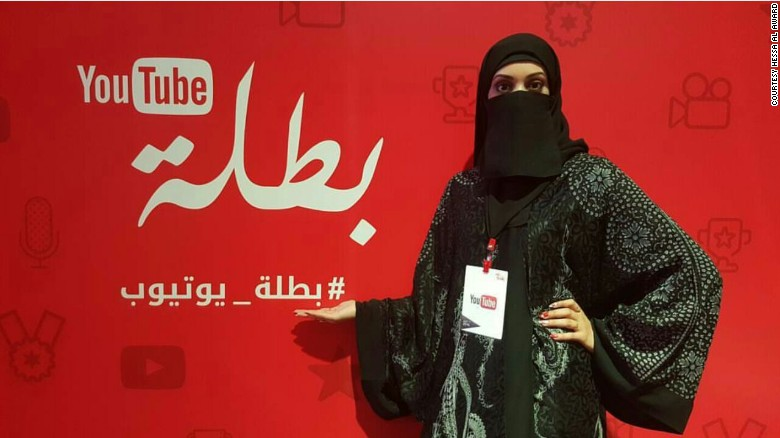 Влоги с закрытым лицом: как арабские женщины покоряют YouTube