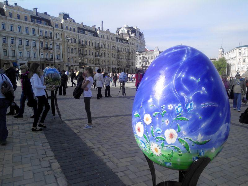 В Киеве состоится Всеукраинский фестиваль писанки