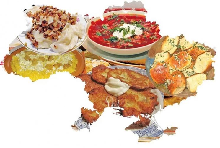Борщ с рыбой и пиво каждый день: что ели древние украинцы.Вокруг Света. Украина