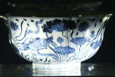 Древнюю китайскую чашу продали на аукционе за $30 млн.Вокруг Света. Украина