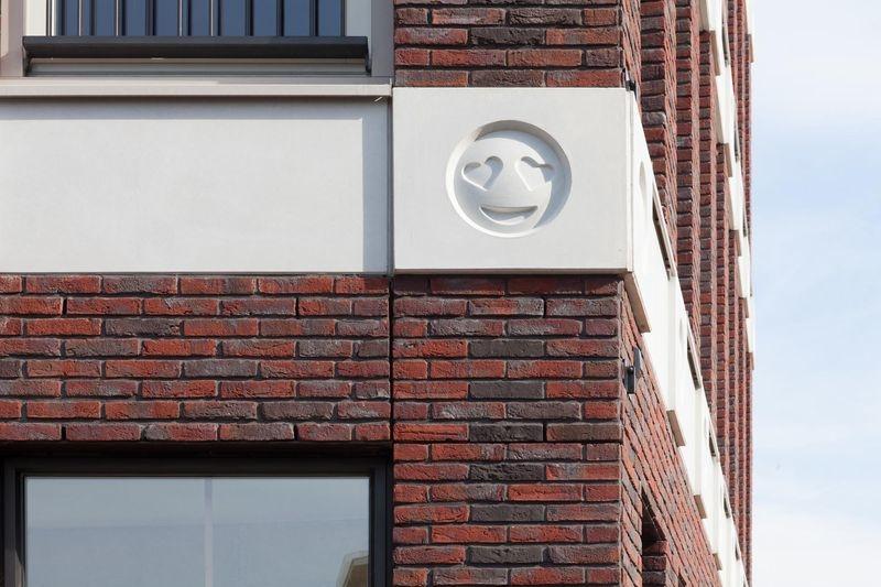 В Нидерландах появилось «эмоциональное» здание