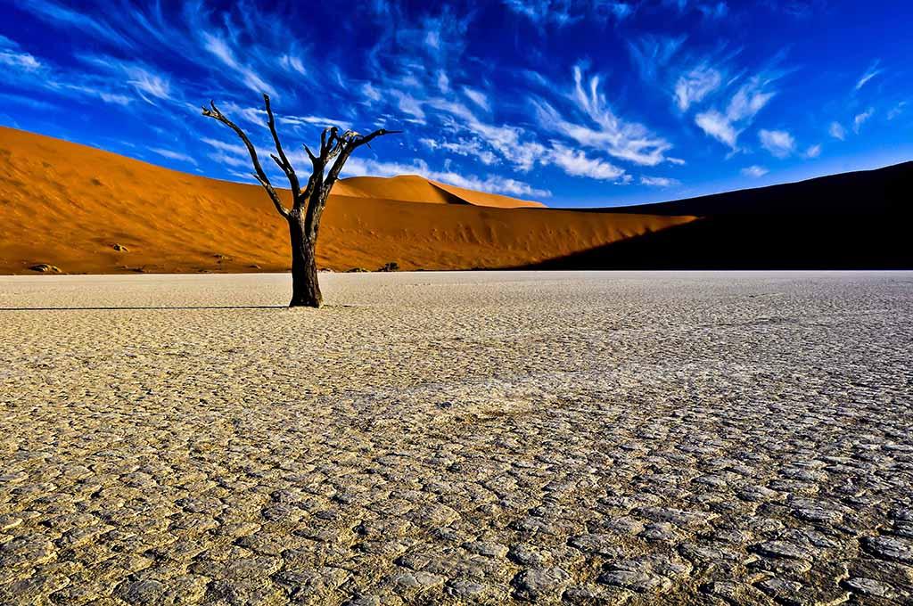 Мертвая долина – инопланетные пейзажи на Земле