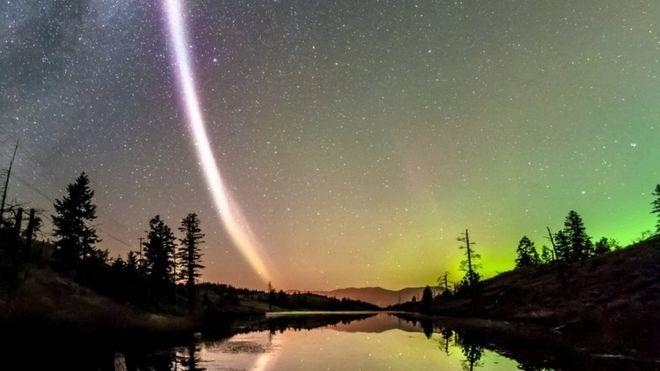 На Земле возникла красивейшая неразгаданная аномалия