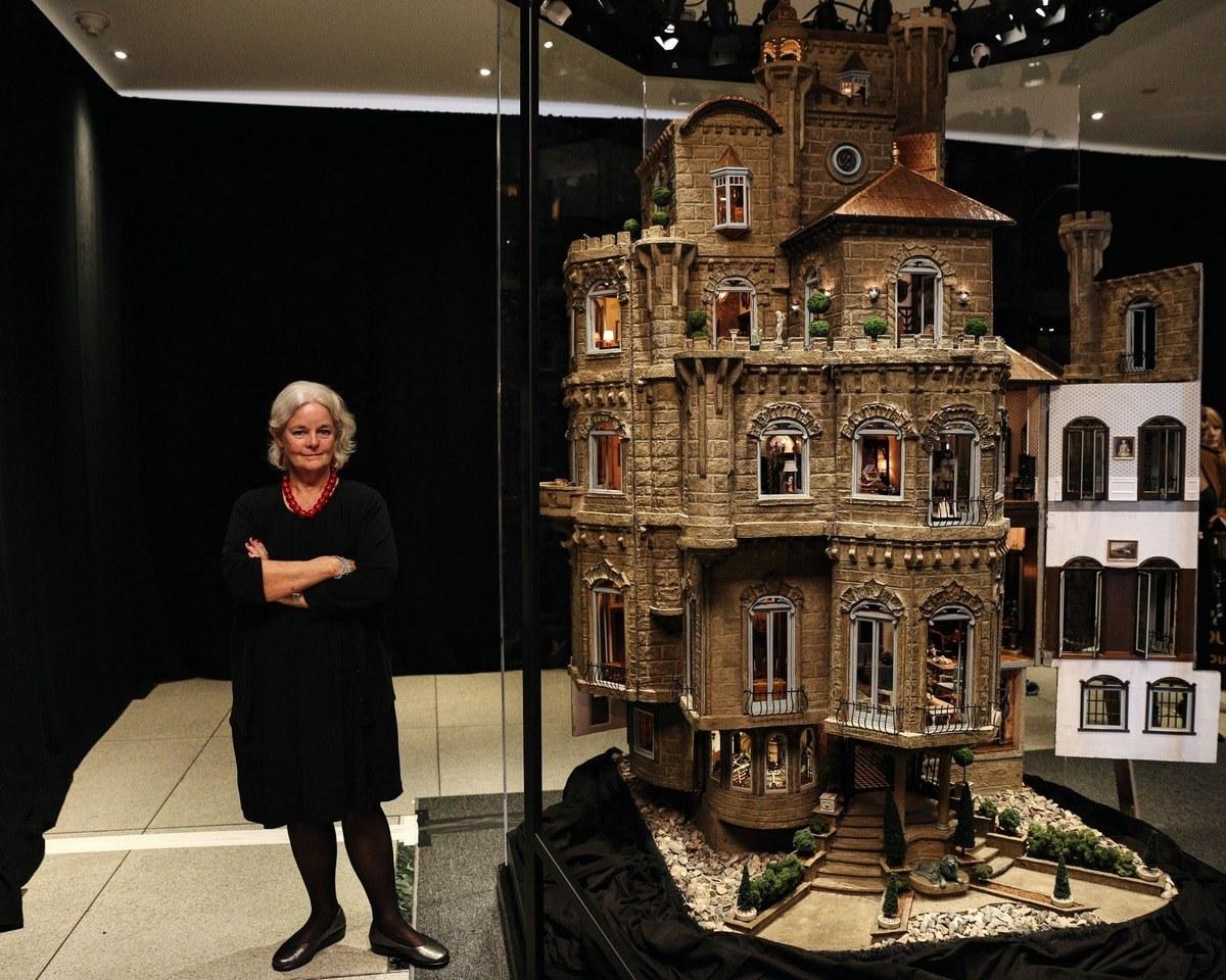 Восхитительный кукольный замок, который стоит $8,5 млн.Вокруг Света. Украина