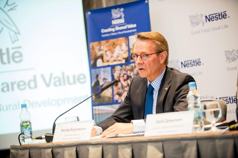 Создавая общие ценности: Nestlé улучшает качество жизни в Украине.Вокруг Света. Украина