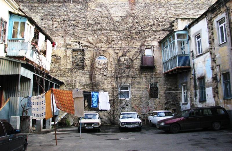 Дворики Одессы
