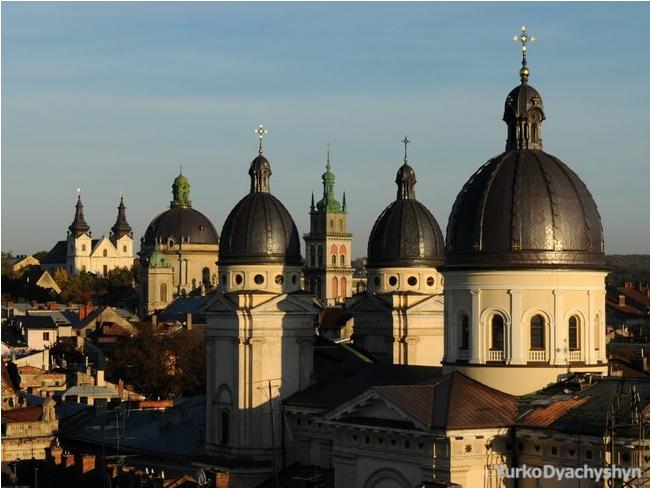 Львів-перше побачення