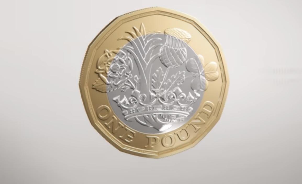 Британия переходит на самые защищенные монеты в мире