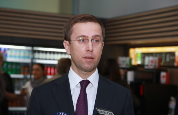 Сергей Корецкий, генеральный директор ВОГ РИТЕЙЛ
