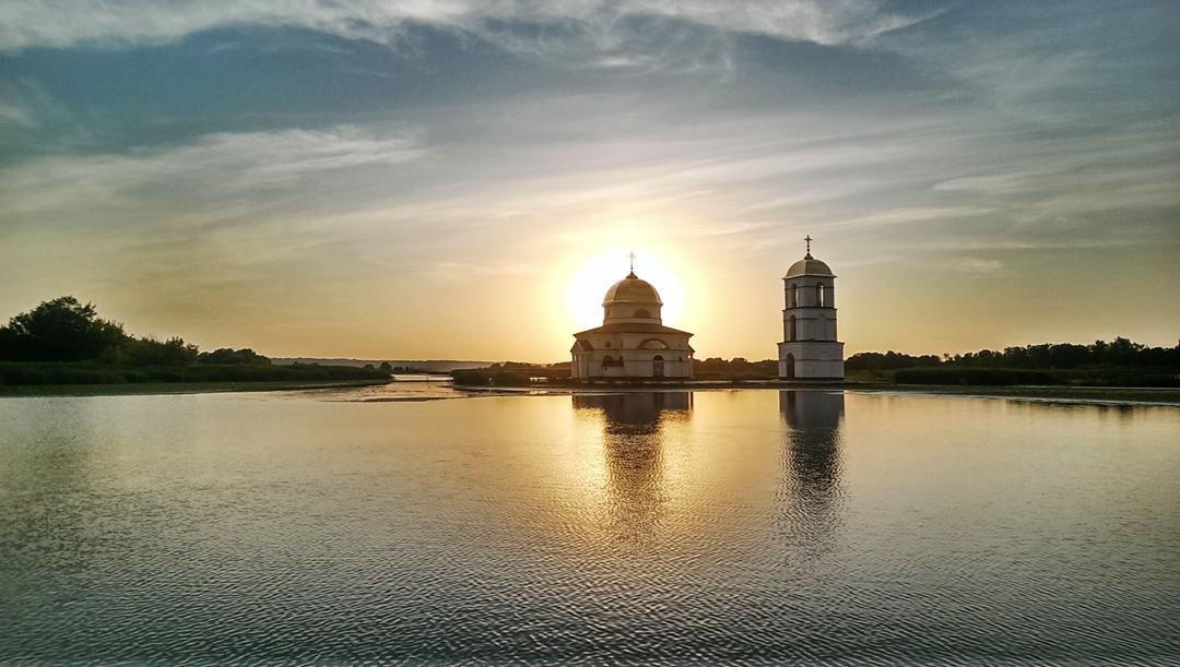 Храм, возрожденный после затопления – церковь, хранимая провидением