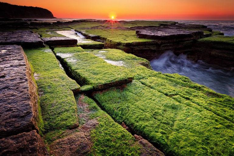 Туриметта – красивейший и коварный пляж в Австралии.Вокруг Света. Украина