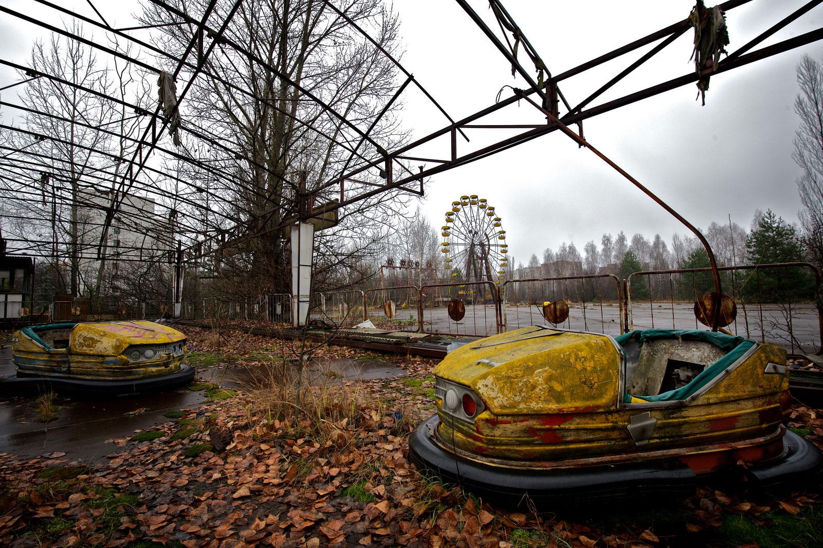 Двухдневный групповой тур в Чернобыльскую зону
