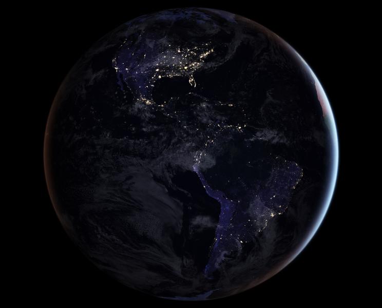 Спящая Земля
