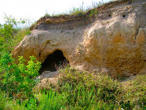 Уникальный метеоритный кратер в Винницкой области
