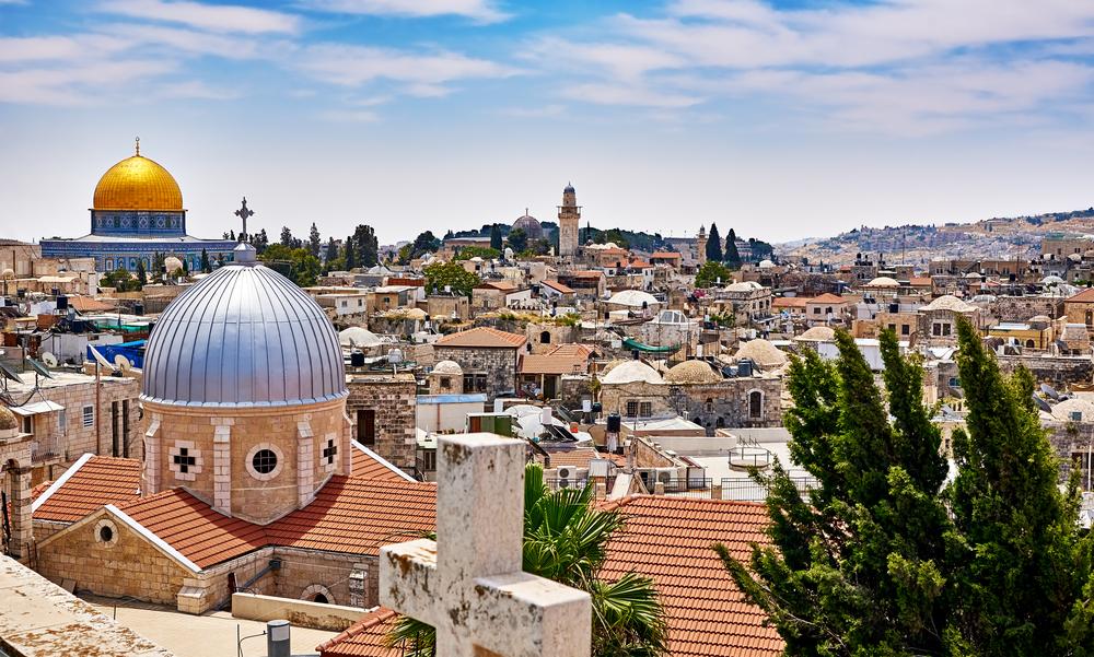 10 интересных фактов об Иерусалиме.Вокруг Света. Украина