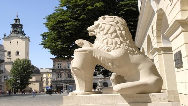 Екскурсія-квест для дітей «Знайдіть свого лева»