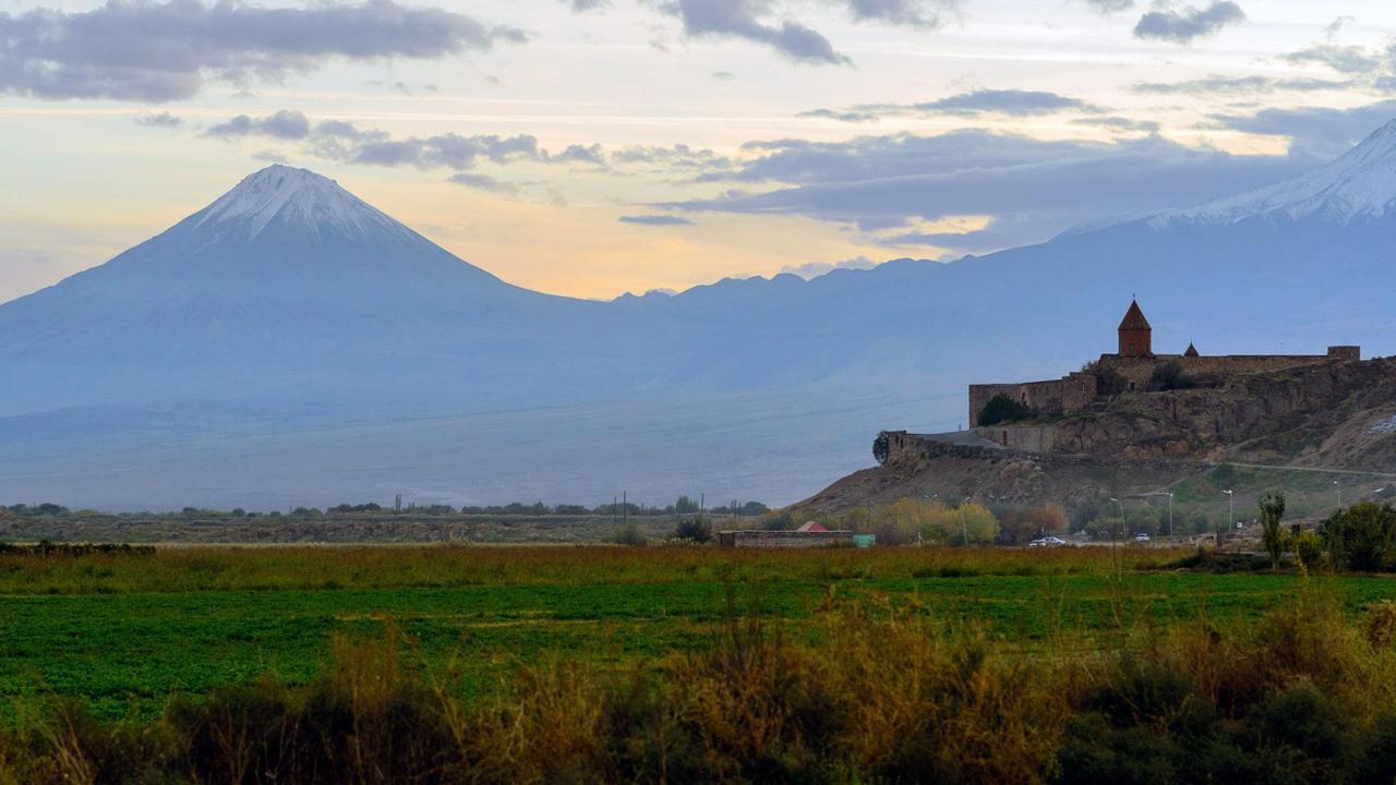 Армения – первая христианская стана.Вокруг Света. Украина
