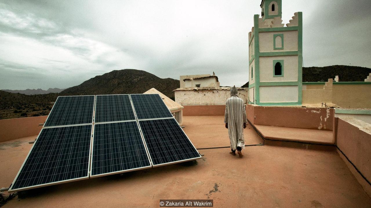 Мистики, которые отыскали новый смысл в солнечных батареях