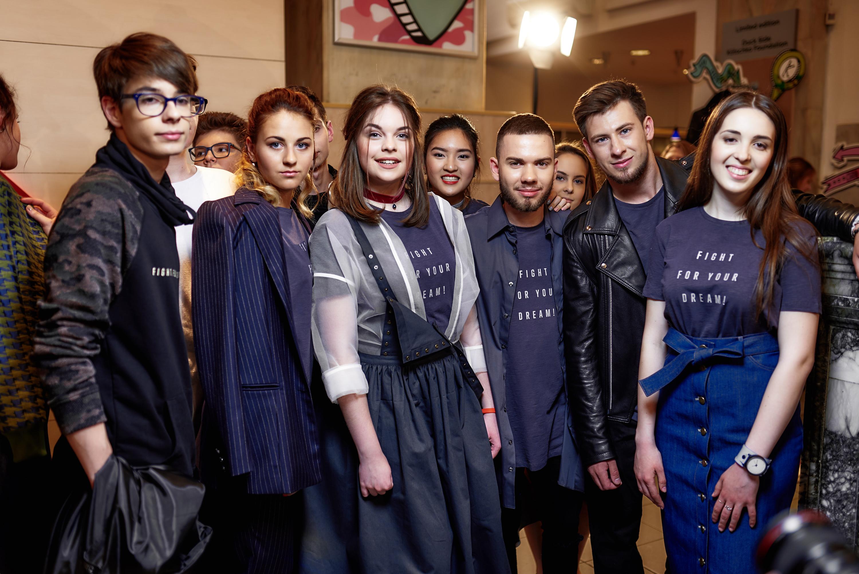 Fight For Your Dream: лимитированная коллекция одежды от Klitschko Foundation и магазина  «Всі. Свої»