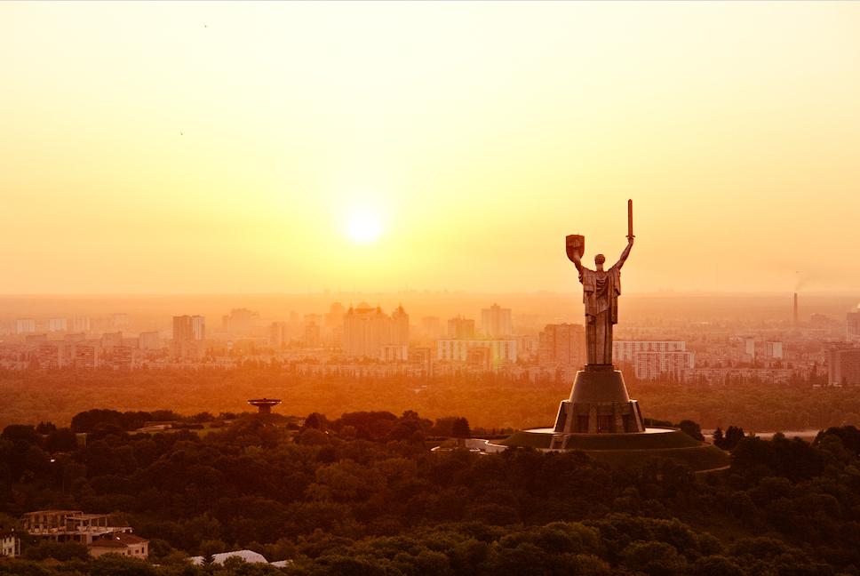 Какой из столичных бизнес-центров самый ранний.Вокруг Света. Украина