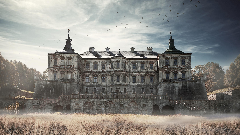 Подгорецкий замок - лаборатория алхимика и роскошные балы