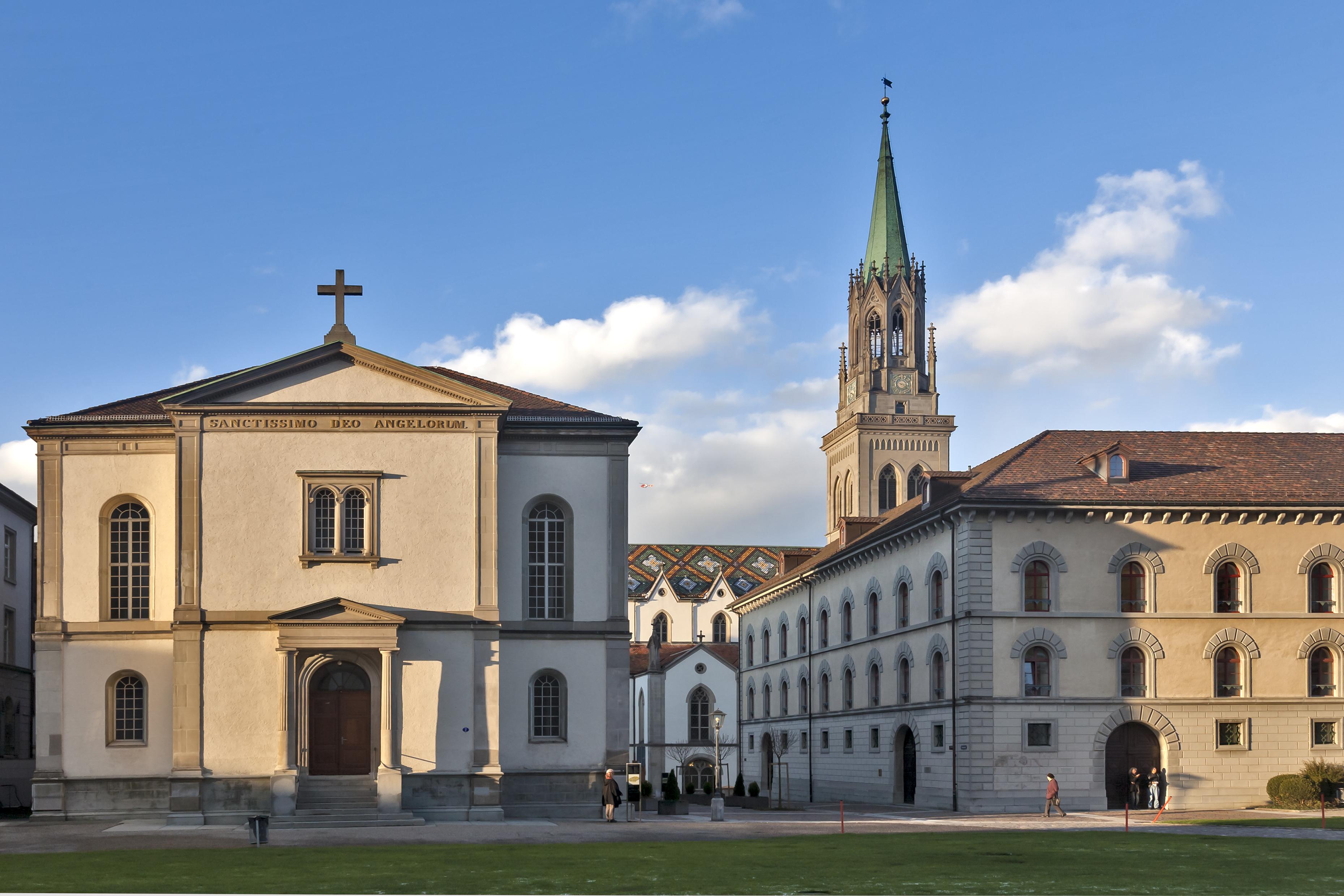 Библиотека Санкт-Галлена: редчайшие книги и невероятная атмосфера