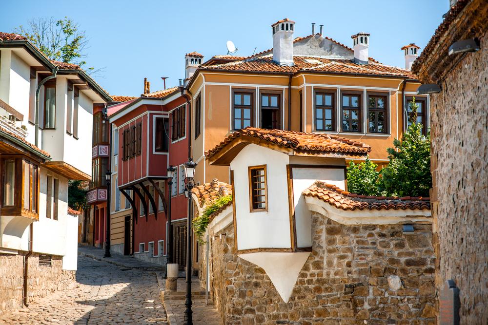 Пловдив – город, из которого вы вернетесь другими.Вокруг Света. Украина