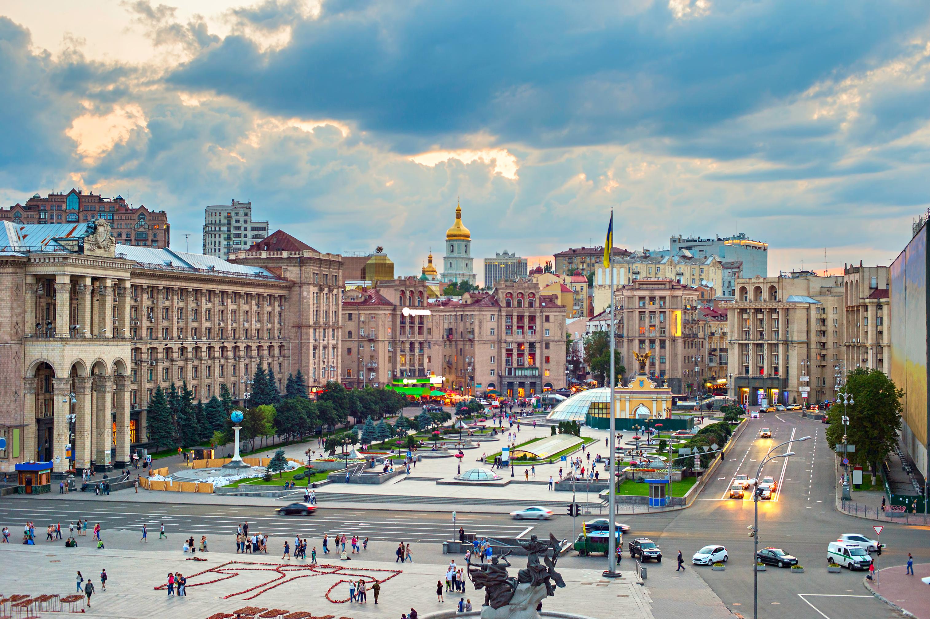 Киев вошел в десятку самых бюджетных направлений мирового туризма.Вокруг Света. Украина