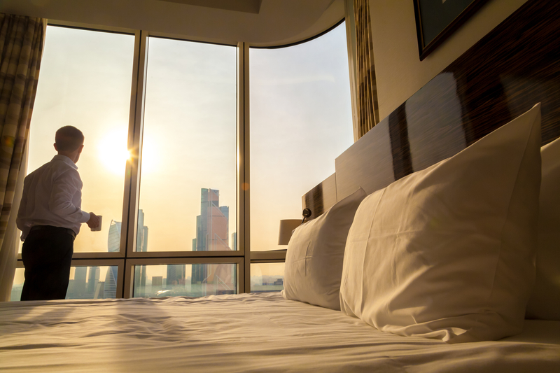 Как сделать гостиничный номер «здоровее»