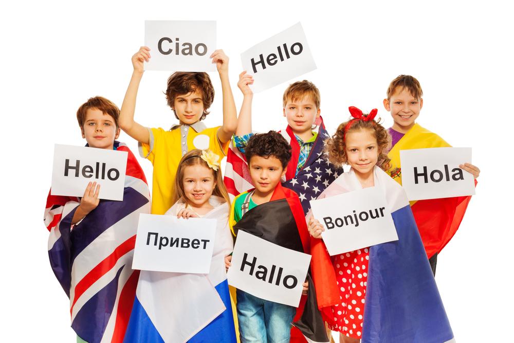 Большинство славянских языков путают с русским